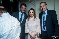 Cid Gomes, Enid Câmara e Ricardo Parente