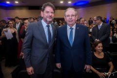 Cid Gomes e Ricardo Cavalcante