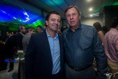 George Vieira e Jorge Simões