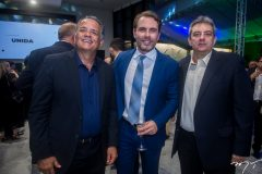 Ilton Moreira, Carlos Fiuza e Guedes Neto