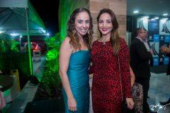 Luana Marques e Rafaela Rocha