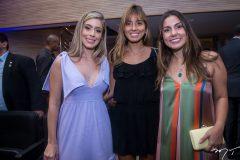 Maria Clara Boris, Catariana e Beatriz Holanda