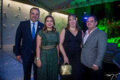 Patriolino, Renata Dias, Camila e Lavanery Campos