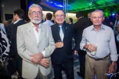 Paulo Acioli, Marcos Montenegro e Aroldo Parente