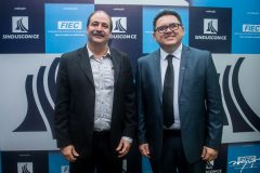 Paulo André Holanda e Sérgio Siebra