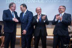 Ricardo Cavalcante, Patriolino Dias, André Montenegro e José Carlos Martins