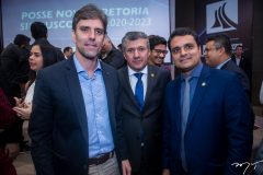 Ruy do Ceará, Antônio Henrique e Jardel Rolim