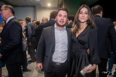 Sávio Batista e Manuela Linhares