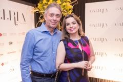 Afrânio e Daniela Barreira