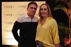 Alfredo e Luciana Pierce