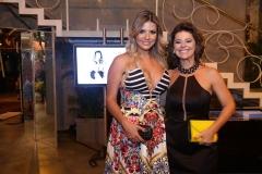 Anelisa Barreira e Ana Cristina Wolf