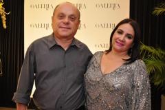 Aquiles e Cristina Gomes