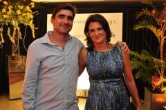 Augustin Herrero e Cecilia Celigma