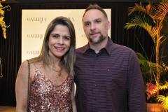 Carla e Rodrigo Nogueira