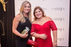 Celia Magalhães e Gisela Vieira