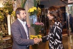 Élcio Batista e Marcia Travessoni