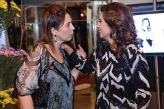 Elvládia Fontinele e Marcia Travessoni
