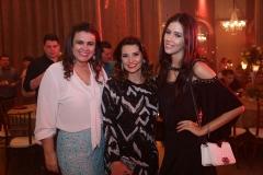 Georgia Studart, Marcia Travessoni e Leticia Studart