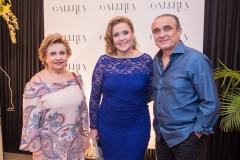 Ila Bezerra, Andreia e Raimundo Delfino