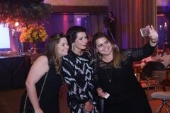 Karla Rodrigues, Marcia Travessoni e Renata Benevides