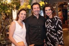 Manoela Brandão e Carlos Otavio , Marcia Travessoni