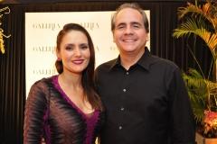 Manuela e Ricardo Barcelar