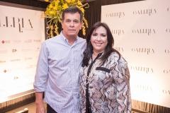 Marcelo e Samia Tavora