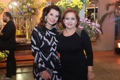 Marcia Travessoni e Etel Rios