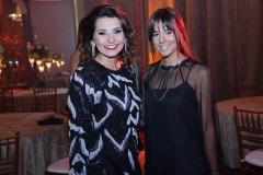 Marcia Travessoni e Ker Cardoso
