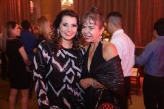Marcia Travessoni e Selma Cabral