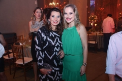 Marcia Travessoni e Talyzie Mihaliuc