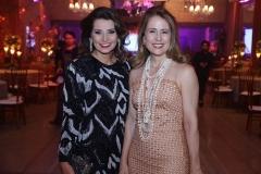 Marcia Travessoni e Tereza Ximenes