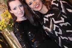 Marina Dias e Marcia Travessoni