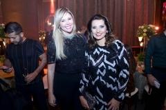 Patricia Dias e Marcia Travessoni