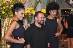 Patricia Wilson, Junior Rair e Gabriele Silva