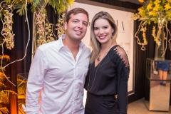 Rodrigo e Natalia Ponte