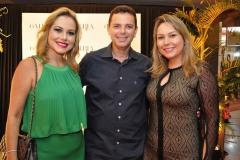 Talyzie Mihaliuc, Constantino Dias e Talynie Mihaliuc