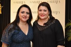 Vanessa Viana e Georgia Lemos