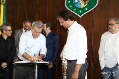 Camilo Santana, Dr. Sarto e Dodora