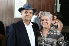 Carlos Macêdo e Raquel Gadelha