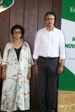 Dodora Guimarães e Camilo Santana