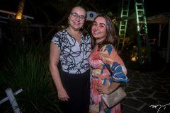Adriana Cardoso e Roberta Bezerra