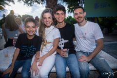 Davi, Mirela, Lucca e Walmyr Magalhães
