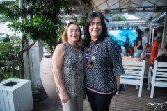 Fátima Freitas e Sâmia Távora