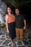 Jessica Oliveira e João Moreira