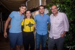 Lucas, Sofia, Pedro e Alexandre Sales