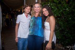 Luiz Neto, Louise e Lise Santos