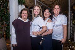 Maria Cristina, Carisia Ribeiro, Raquel Cavalcante Paula Ribeiro