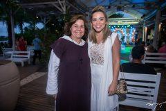 Maria Cristina e Izabelle Alves