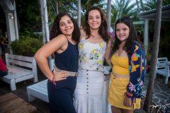 Maria luiza, Germana Falcão e Maria Eduarda Nascimento